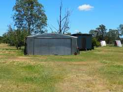 Situated 3 minutes from Kilkivan is a flat 5 acre fully fenced block divided into 2 paddocks with re...
