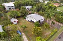 Situated a couple of minutes drive from the Gympie CBD is a 3 bedroom split level timber home on a f...