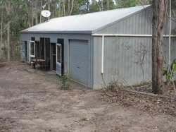 In Curra is a 5 acre lifestyle block with a large 16m x 7.5 m Zincalume shed approved as a storage s...