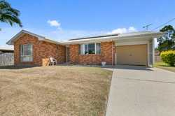 Over at the popular Southside is this neat and tidy lowset 3 bedroom brick home on a fully fenced 73...