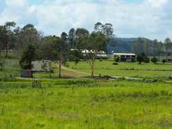 Situated approx. 20 minutes north west of Gympie is a 3 bedroom lowset brick home on a fully fenced...