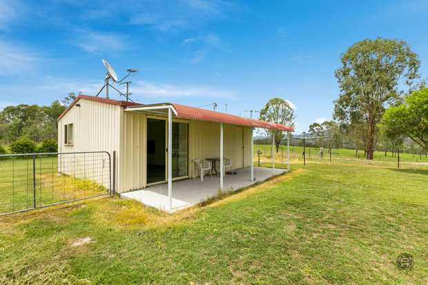 Situated in the Woolooga district, is this well-presented property of approx. 62 acres, being slightly...