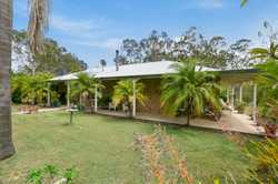 Situated approx. 35 minutes north west of Gympie is a 3 bedroom lowset brick home on a fully fenced...