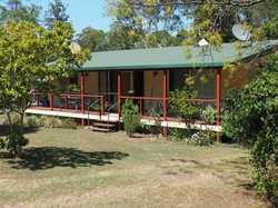 Located at Widgee on a picturesque and usable 2 hectares is this Hardiplank home suited for buyers w...