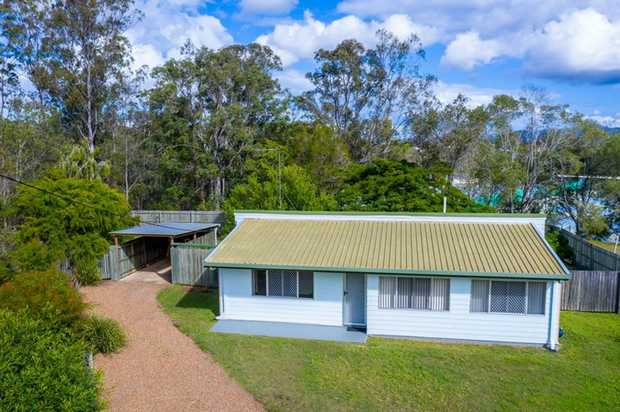 Set on 945m2 manageable low maintenance flat block, this attractive brick and hardy plank home will...