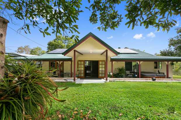 Plenty of room to grow and thrive on this beautiful property at 66 Bill James Road, Chatsworth. The...