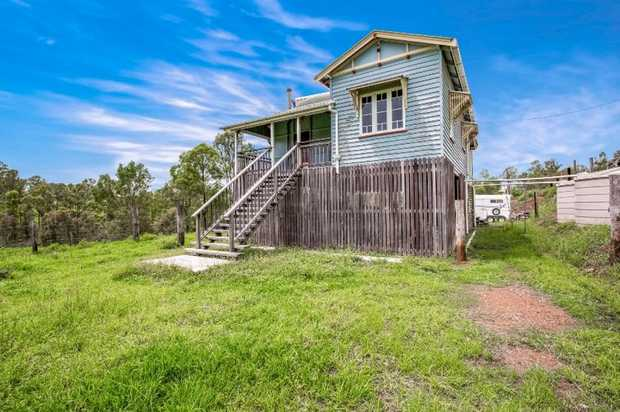 Set on 2.6 Hectares (approx. 6.4 acres) 731 Mary Valley Road is a versatile property that offers the...
