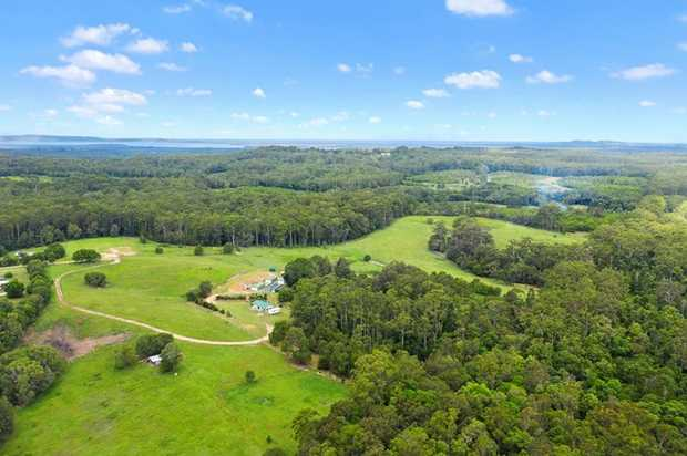 INSPECTIONS BY APPOINTMENT - AUCTION CANCELLED  A rare opportunity presents to own a large parcel of...