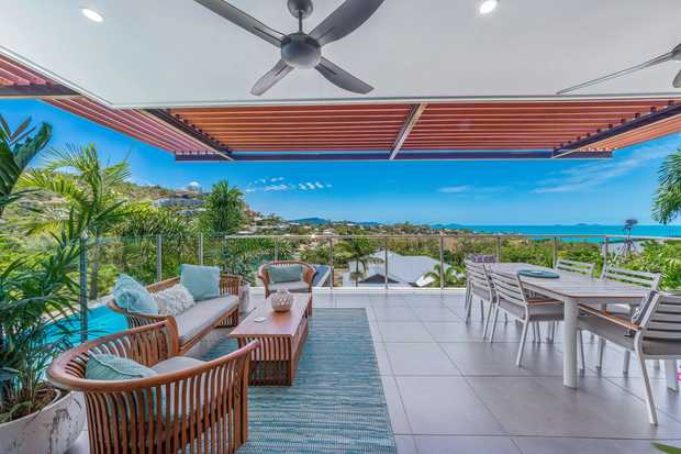 The owners of this stunning sea view residence are demonstrating to the market they are serious sellers...